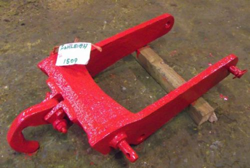Tractor Pick Up Hitch Bottom Hook Frame Linkage Part